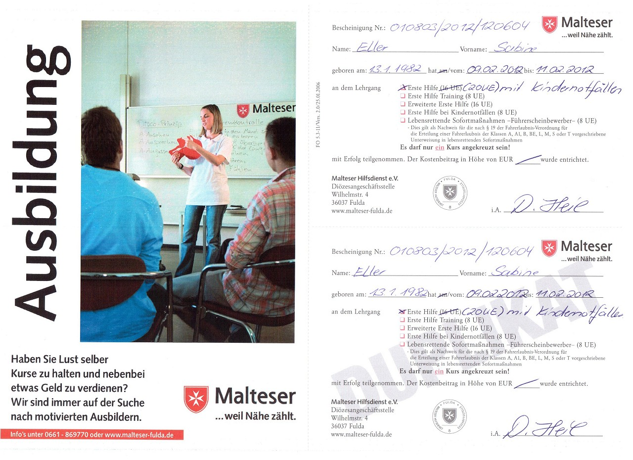 Atemberaubend Kurs Zertifikatvorlage Ideen - Entry Level Resume ...